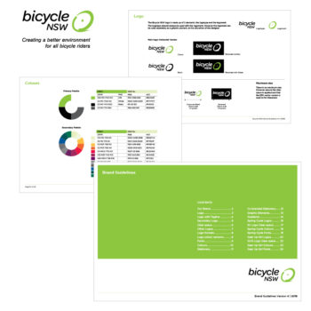 Bicycle NSW Brand Guidelines